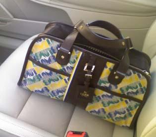 My new L.A.M.B. bag